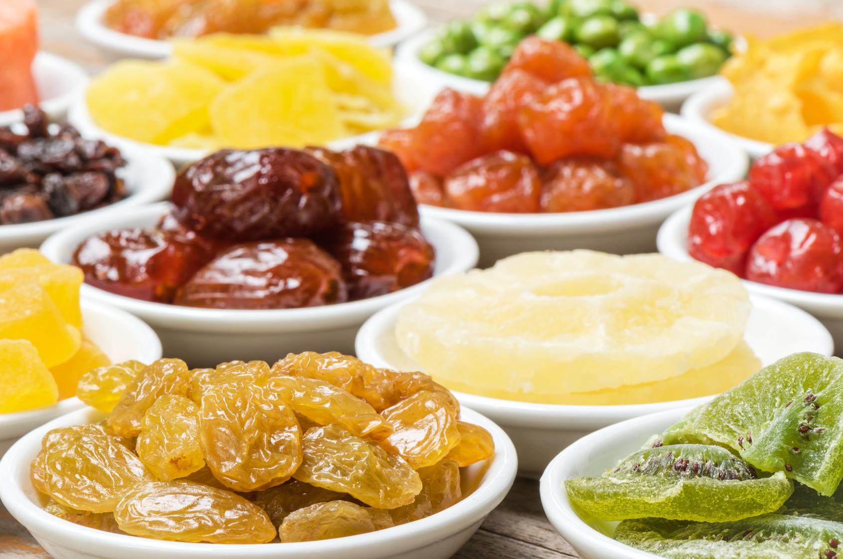 Pourquoi augmenter sa consommation de fruits secs ?