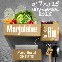 Le salon Marjolaine, un grand bol d'oxygène pour les Franciliens !