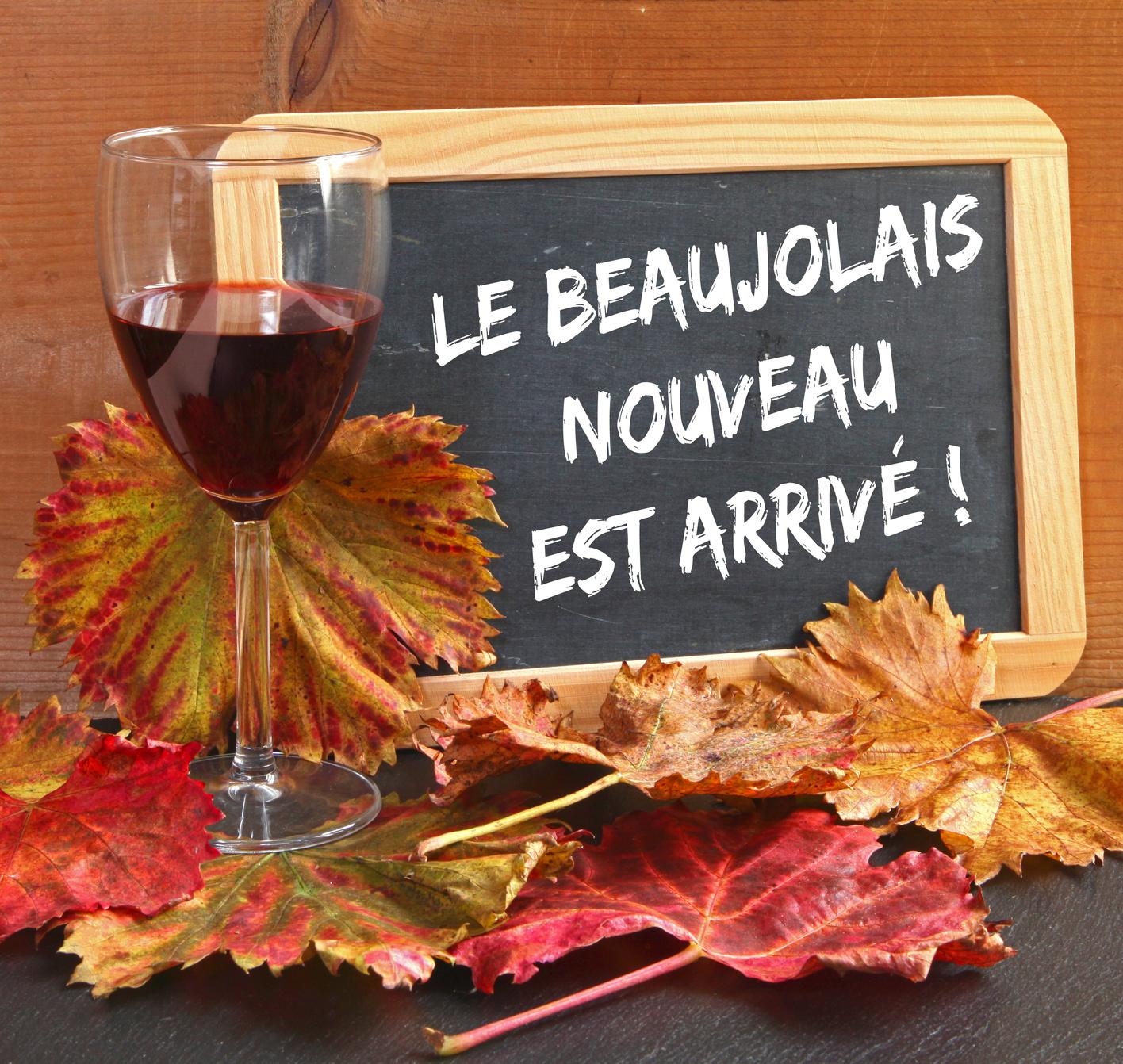 Le Beaujolais nouveau est arrivé ! On décide de le goûter mais… naturel !