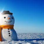 Noêl 2015 : températures élevées