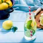 Cure detox jus de citron digestion et gueule de bois