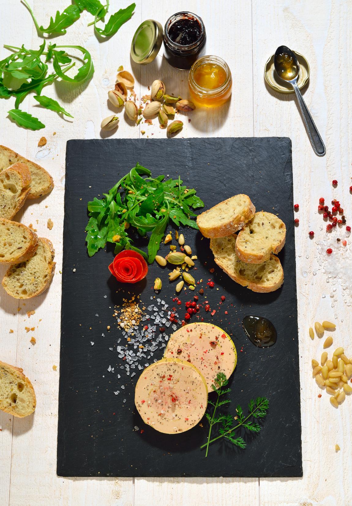 Foie gras ou pas ? Gavage général