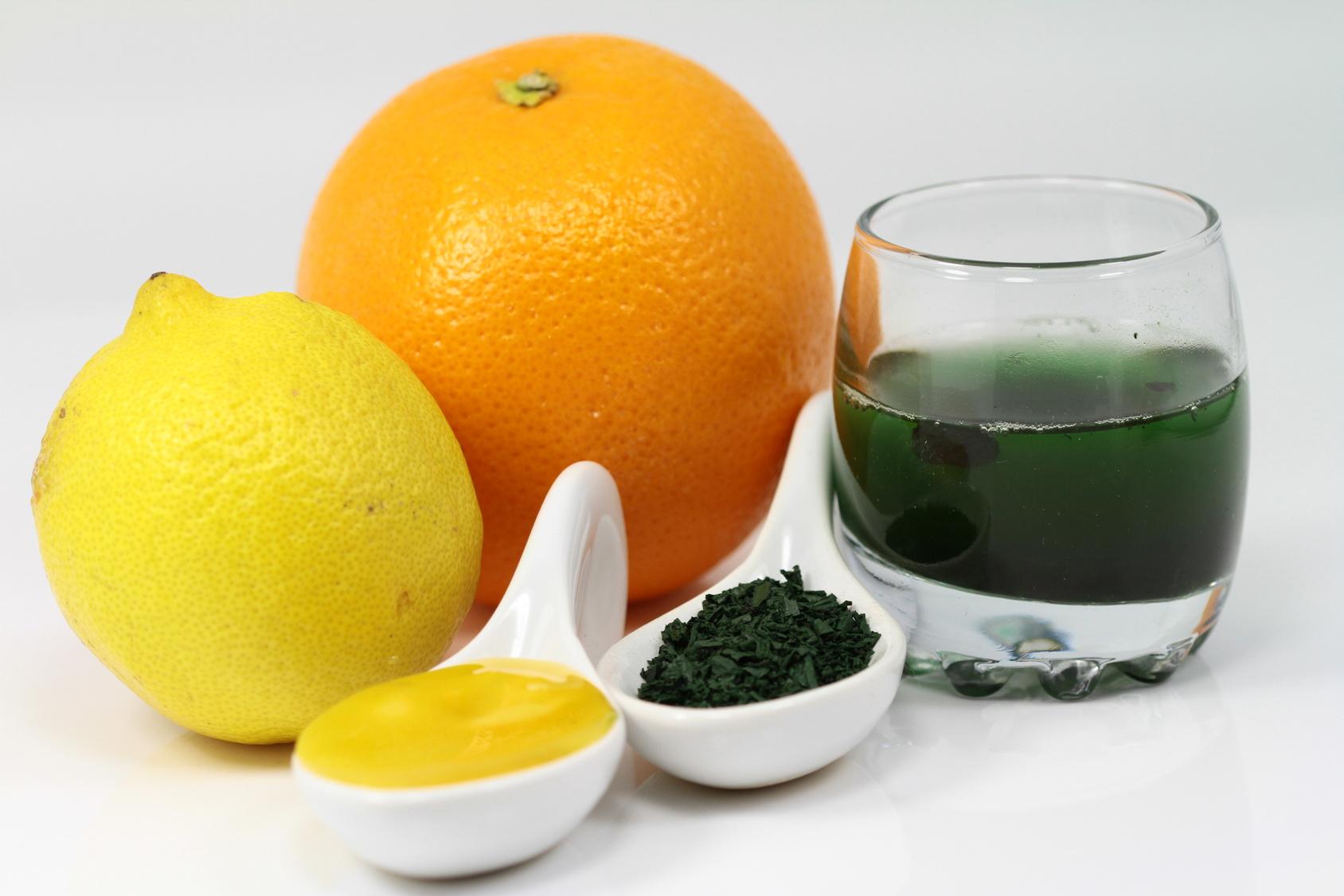 Manger des algues pour avoir une santé de fer !