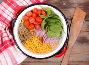 one pot pasta, innovation culinaire