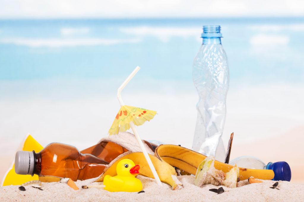 Soyons responsable à la plage