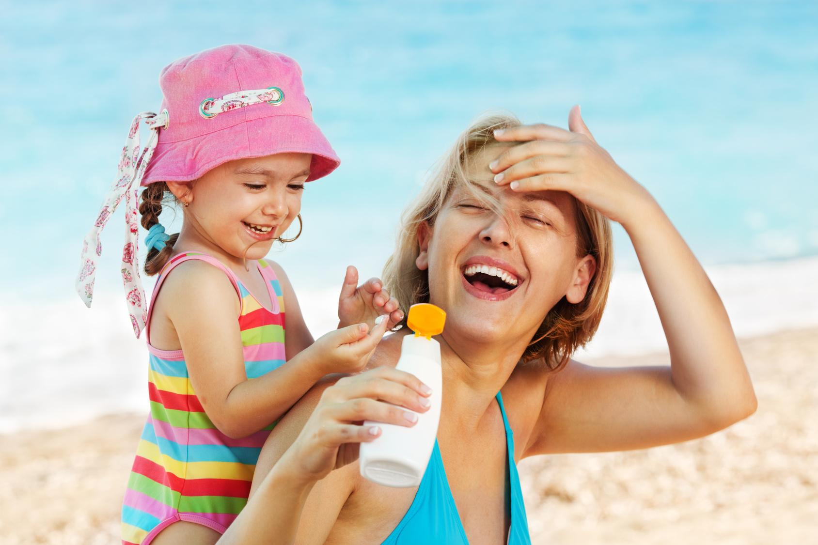 Efficacité des crèmes solaires, une mise au point nécessaire !
