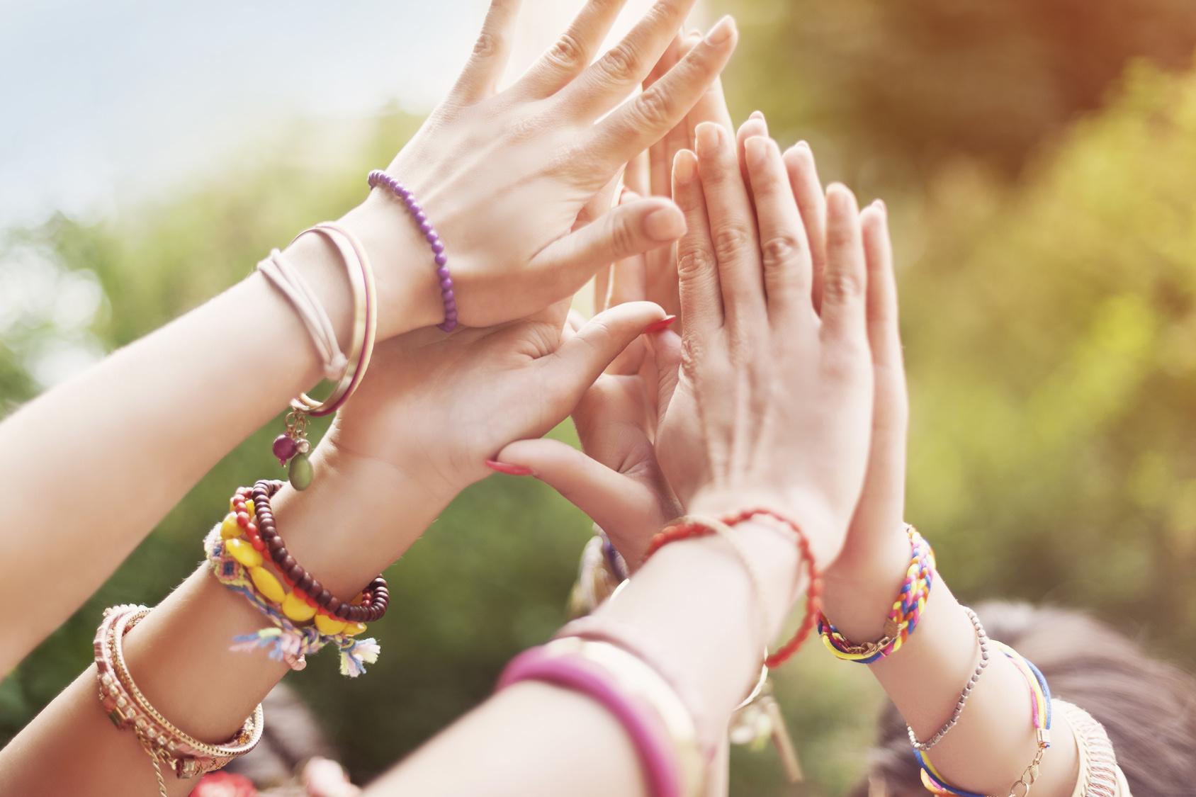 Bracelet naturel et écologique