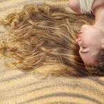 Soins pour cheveux été