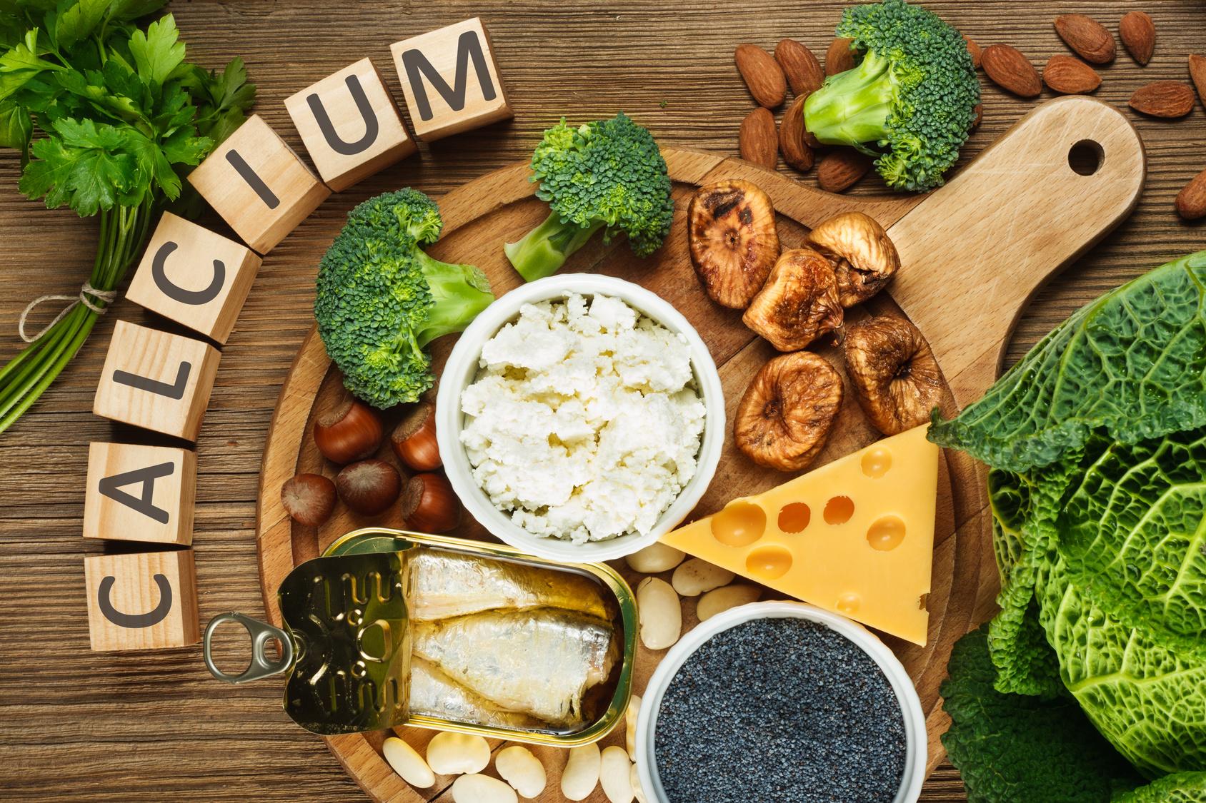 Calcium : où en trouver en dehors des laitages ?