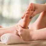 Massage par acupression