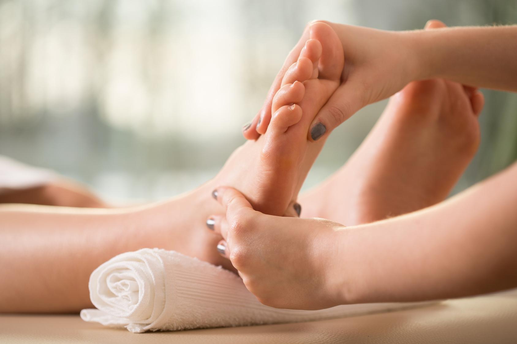 Les bienfaits du massage selon les points d'acupression