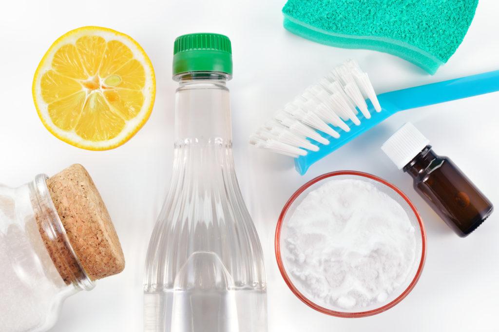 Nettoyants naturels pour la maison