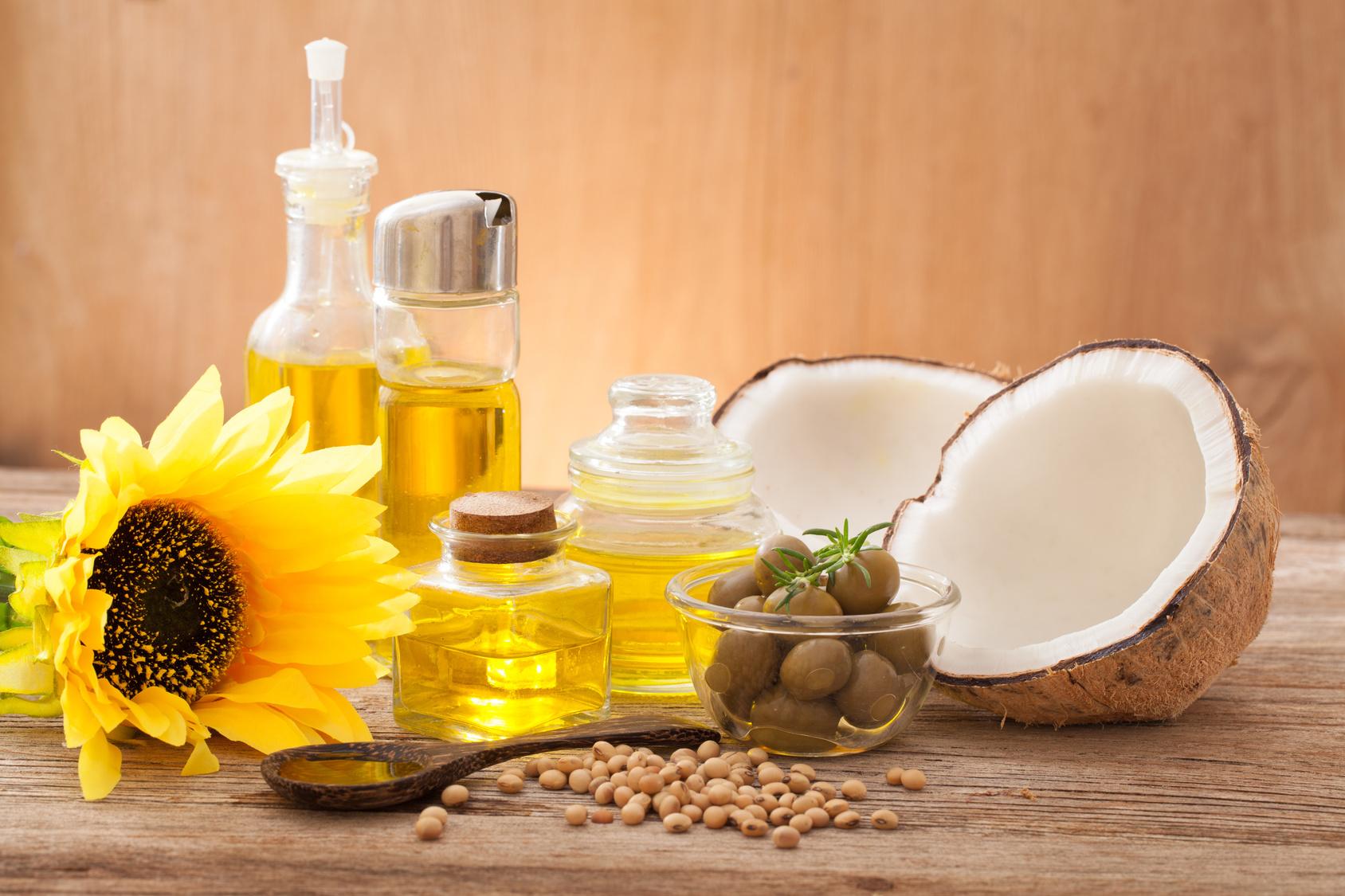 Choisir huile alimentation bio