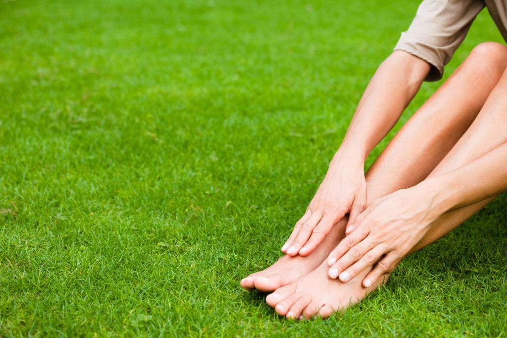 Prendre soin de ses pieds en été
