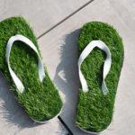 Chaussez des chaussures recyclées en été !