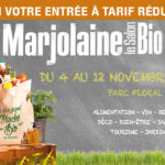 Salon marjolaine 2017