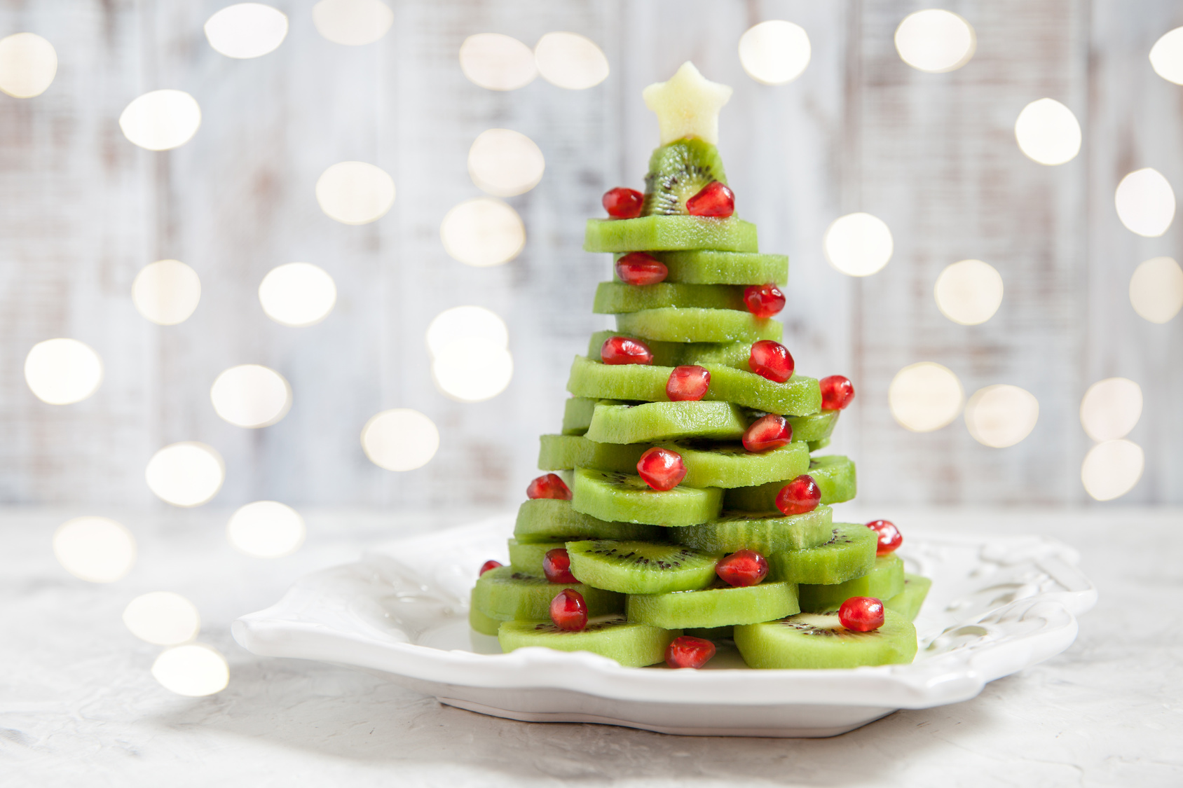 Des saveurs bio pour les repas de Noël !