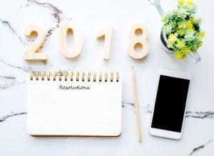 Résolutions écologiques 2018