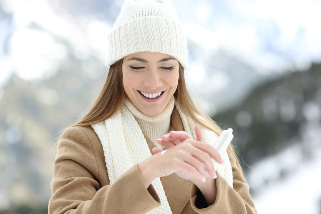 prendre soin de ses mains en hiver