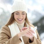 Pour des mains toutes douces cet hiver!