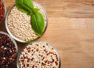 Les secrets du quinoa