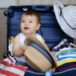 conseils pour voyager sereinement avec bébé