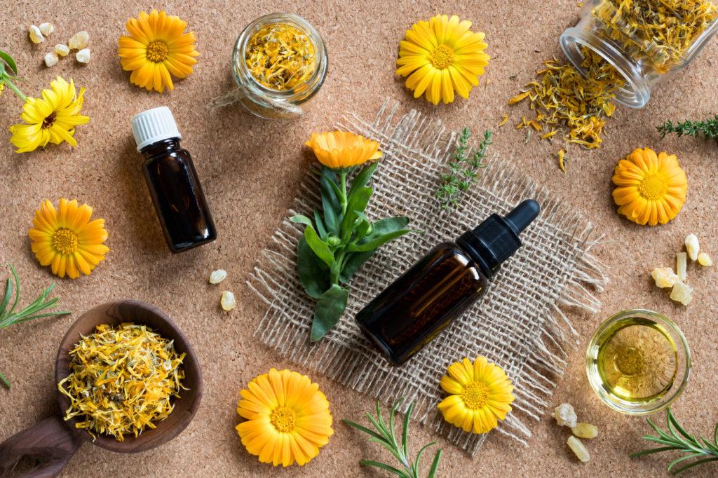huiles essentielles concentration