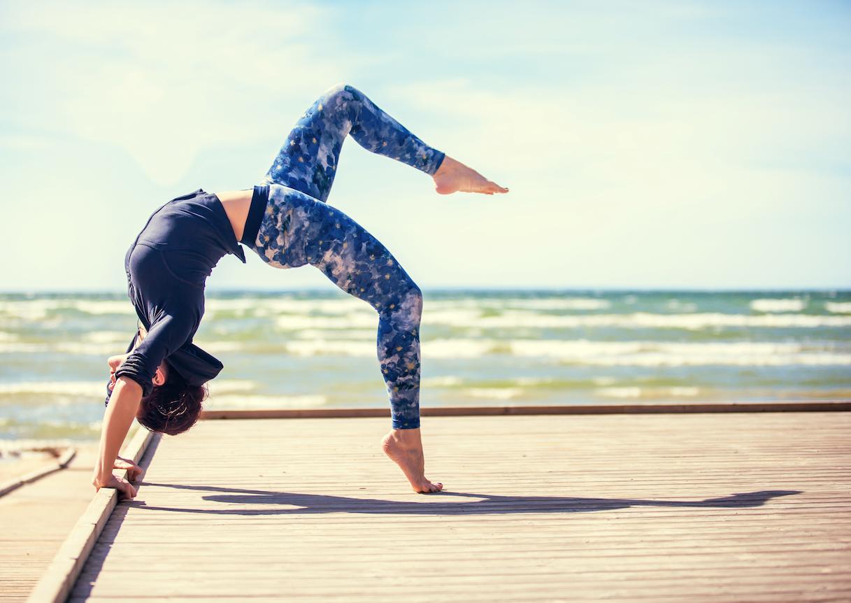 Yoga respiration