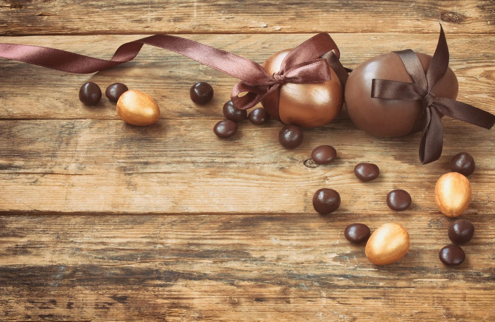 Les chocolats de Pâques redoublent d'inventivité !