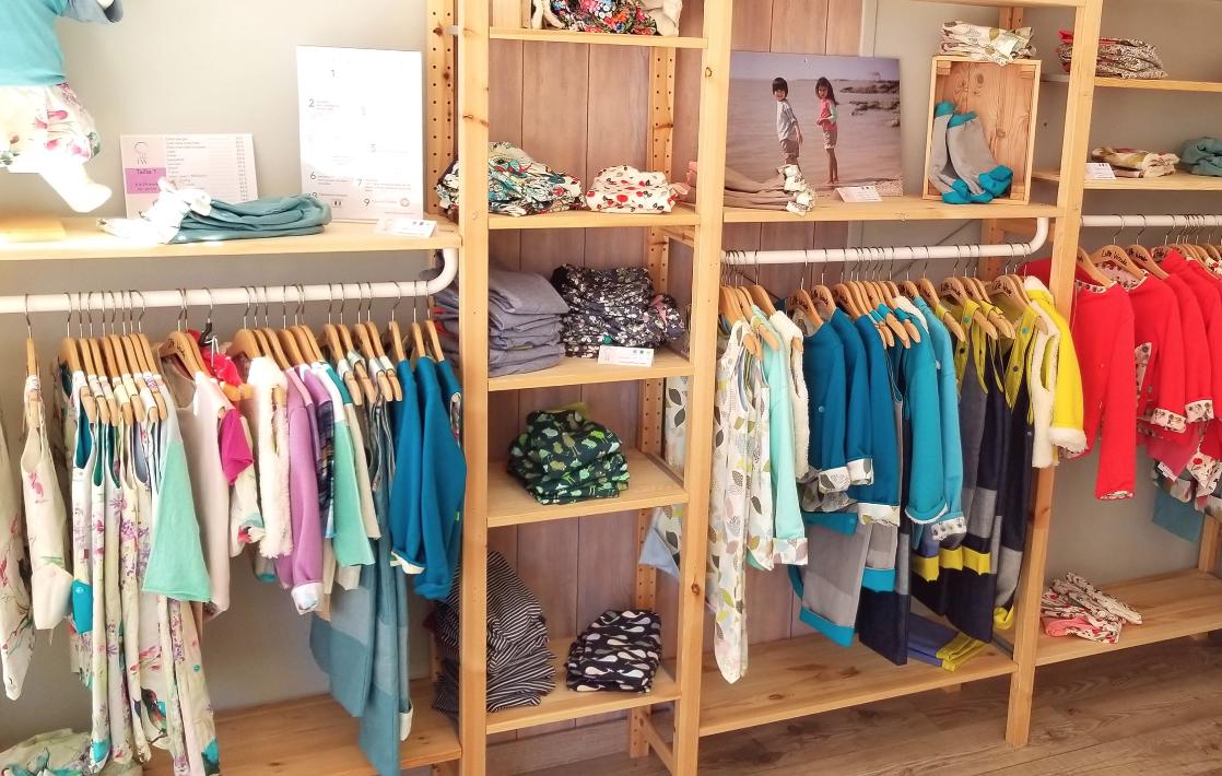 Vêtements enfants: vive la mode éthique!
