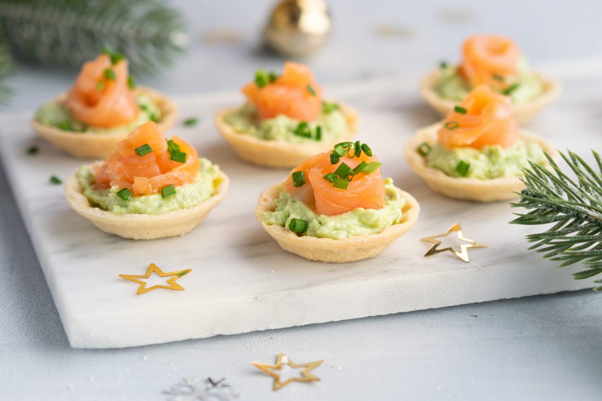 Des entrées de Noël ultra-simples !