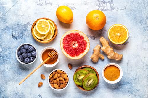 Les aliments qui dopent l'immunité