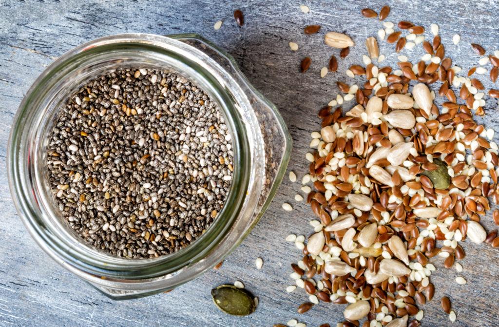 Les graines sont pleines de bienfaits ! - Blog bio, bien ...