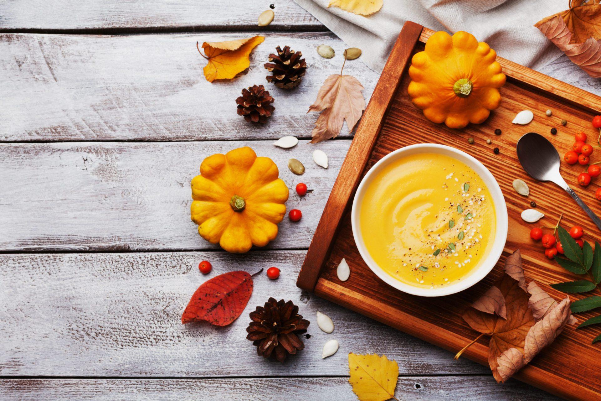 Recettes d'automne gourmandes