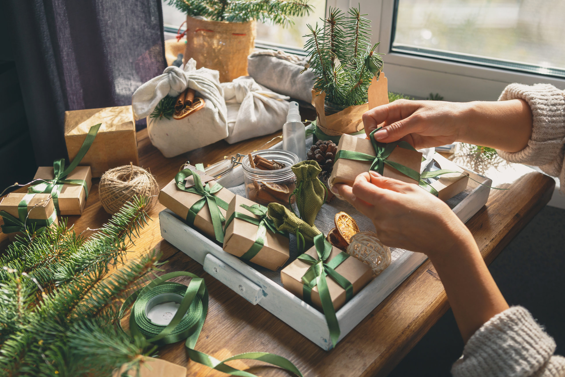 Redonner du sens à Noël avec des cadeaux éthiques