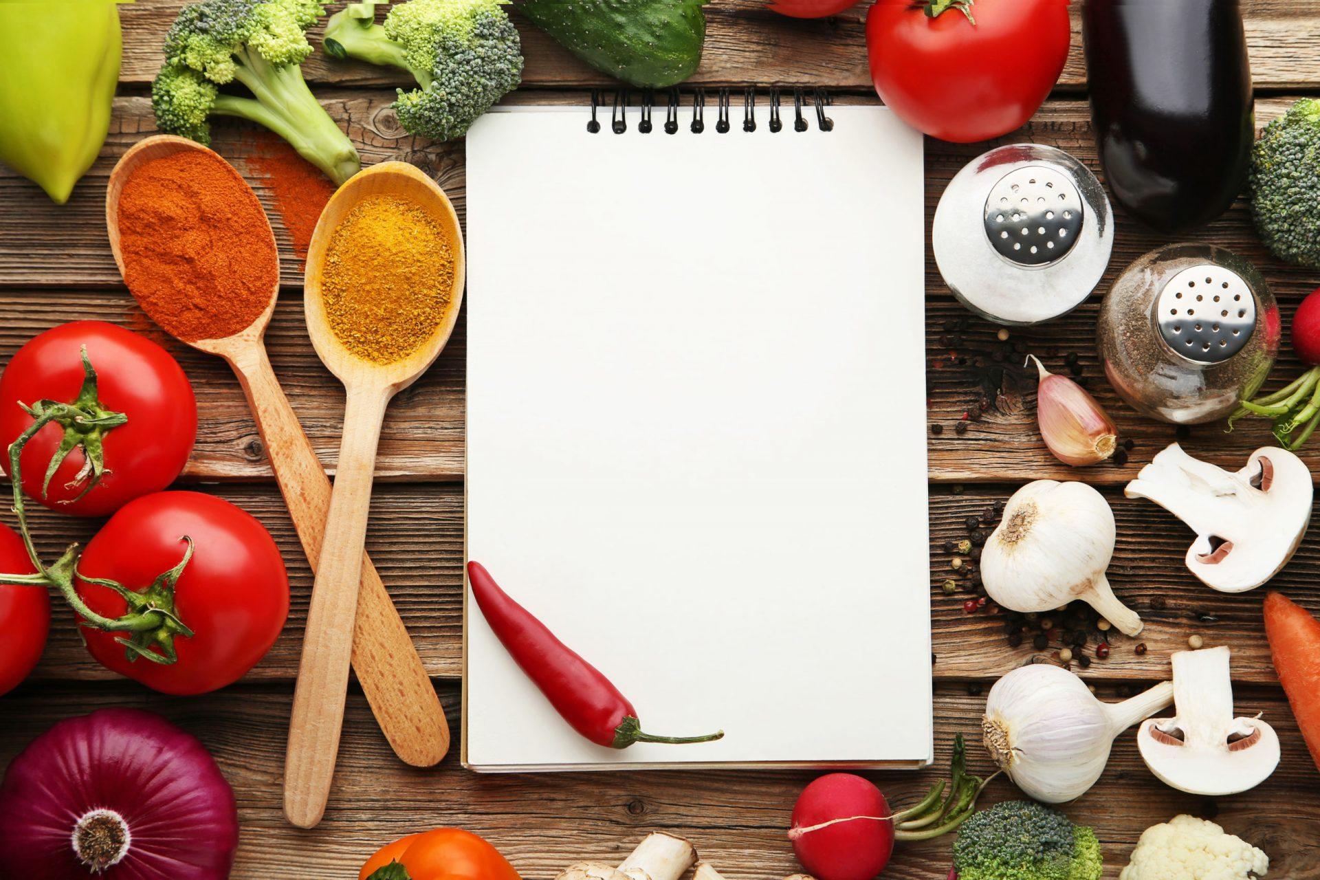 Recettes végétariennes de mai
