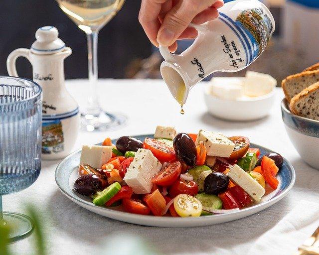 Salades d'été venues du monde entier