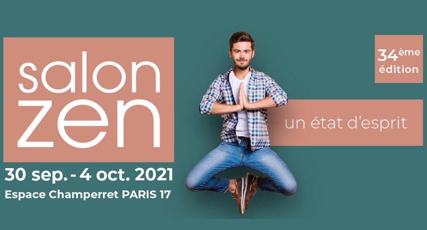 Salon Zen 2021 : enfin le retour aux salons !